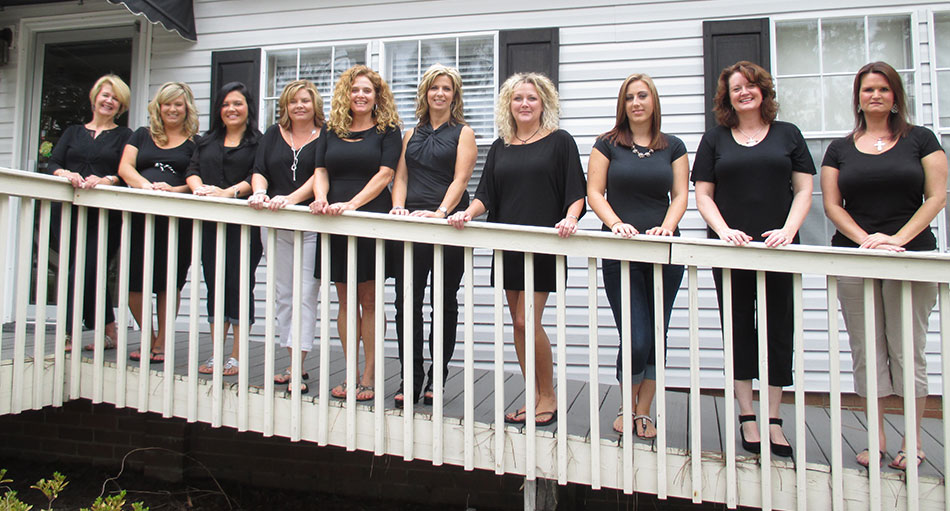 Salon Saville Beauticians Lexington SC